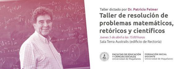 Banner Patricio Felmer